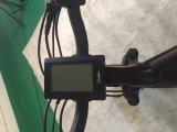 De vette Elektrische Fiets Ebike van de Rem van de Schijf Tektro van de Batterij van het Frame van de Fiets van de Band Elektrische Rek Inbegrepen Hydraulische
