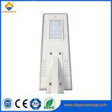 Im Freien IP65 20W LED integrierte Solarstraßenbeleuchtung