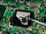 Het hoge Thermische Stootkussen Sil van het Geleidingsvermogen voor Mainboard Appoved door de Isolatie van het Silicone Cert van Cisco RoHS UL