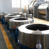 Extracteur hydraulique de blanchisserie/machine d'extraction industrielle/extracteur hydraulique centrifuge
