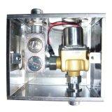 Flusher automático da indução do resplendor da urina do sensor do Urinal do aço inoxidável da montagem da parede