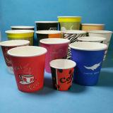 Wholesale Compostable vasos desechables de papel de pared simple