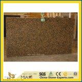 Prefab Baltische Countertop van de Steen van het Graniet Bwown voor Keuken/Badkamers/Kabinet/Eiland/Hotel (Kwarts/Graniet/Marmer/Lei)