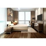 De moderne Reeksen van het Meubilair van de Slaapkamer van het Hotel met Wilsonart HPL eindigen (s-38)