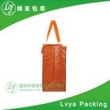 Pp tissés ont feuilleté le sac à provisions d'emballage, avec le modèle de mode