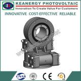 ISO9001/Ce/SGS se doblan mecanismo impulsor de la ciénaga del eje para el perseguidor solar