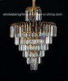 O cristal moderno perla a lâmpada do pendente (WHP-660)