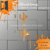 Maneta del acoplamiento de la ventana del hardware de Foshan para la ventana de aluminio y la puerta
