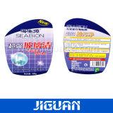 Sticker van de Fles van de Douane van de douane de Buitensporige Zelfklevende Waterdichte Plastic