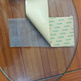 Resistencia al calor de solvente acrílico de cinta de doble cara para el panel de plástico