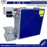 20W волокна лазерная маркировка машины для металлических и Nonmetal