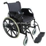 신체 장애자를 위한 경량 싼 가격 Foldable 전자 휠체어