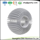 광저우 기술설계를 위한 알루미늄 Pin 탄미익 Cooler/LED 열 싱크 또는 방열기