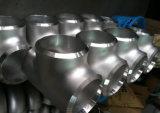 Legierter Stahl-Rohr-T-Stück der Qualitäts-P5 P9