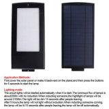 2100 lm tous dans une LED Rue lumière solaire pour lampe de jardin en plein air
