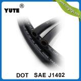 Saej1402 3/8 pouce flexible de frein de l'air du chariot avec DOT