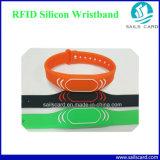 Bracelet imperméable à l'eau d'IDENTIFICATION RF de puce RFID de LF pour la piscine