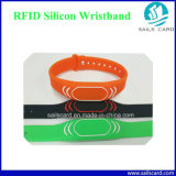 Resistente al agua Chip RFID Lf Pulsera RFID para la Piscina