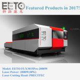 Sistema do CNC de Beckhoff da máquina de estaca do laser do CNC de Flx-2000W