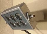 arruela ao ar livre da luz/parede do ponto do diodo emissor de luz 6W