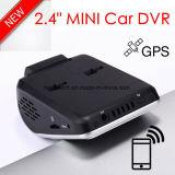 2017 Nova ID 2.45polegadas Car DVR com rota de rastreamento por GPS Car Dash Câmara por Google Map Reprodução Logger GPS Car Gravador de vídeo digital DVR-2408