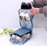 Fábrica na China Barato no saco de viagem da sapata coloridos