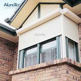 La termal de aluminio del perfil previene la ventana de la persiana enrrollable