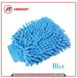 両面の手袋車のクリーニングの手袋の珊瑚髪の手袋車