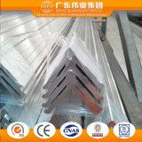 Profil en aluminium anodisé d'extrusion pour la porte et le guichet avec la conformité de TUV