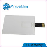 Mémoire par la carte de crédit USB de flash USB d'impression de Digitals