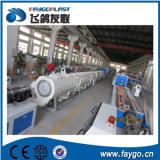 tubo de PVC 250~400mm de alta velocidade Linha de Extrusão