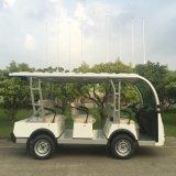 電気ツーリストの小型バス乗用車(LT-S8)
