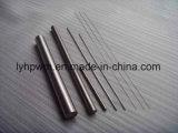 Top-Grade W99.95% Tungsteno Varilla Varilla de tungsteno para las piezas de vacío eléctrica