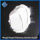 O corindo artificial branco de boa qualidade 180 micrómetros