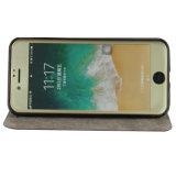Teléfono móvil de la correa de cuero cubierta de la caja de teléfono funda para iPhone 7 Teléfono Caseuniversal caso para el iPhone 8