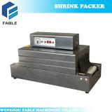 Machine semi-automatique d'emballage rétrécissable de chemise de bouteille (BSD600)