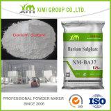 Pureza natural do sulfato de bário 96%+ do enchimento do uso Baso4 da pintura do navio