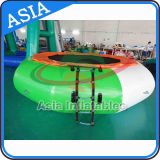 Spaß-Wasser-Spiel-Spielwaren-/aufblasbare Wasser-Trampoline-geeignetes Kind-Spiel im Swimminng Pool