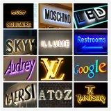 Signage/LED 보장 3 년을%s 가진 아크릴 로고 표시 광고를 위한 3LEDs 1.08W Ww/Pw/Cw SMD2835 LED 모듈
