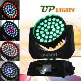 Neues mini bewegliches Hauptlicht des Entwurfs-36PCS*10W 4in1 LED