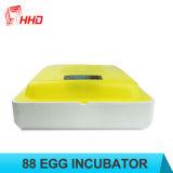 Hhd 투명한 가득 차있는 자동적인 소형 닭 계란 부화기
