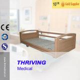 Thr-Eb010 Hospital cama casa de madeira com três funções