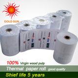 12 des Plastikkern-thermisches Papier-mm Rollen-(TP-013)