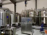 Chaîne de fabrication automatique de jus de fruits frais de bouteille d'animal familier pour 500ml-2000ml
