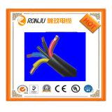 O cabo de controle Kyjv XLPE isolou o cabo barato Sheathed PVC do controlo de preços de Kyjv do condutor flexível do cobre do cabo de controle