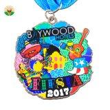 Lo SGS ha verificato le medaglie di sport del premio dei vincitori del prodotto della fabbrica della Cina