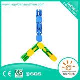 Brinquedo inteletual do tijolo do edifício das crianças com certificado de Ce/ISO