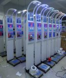 Dhm-15b 고품질 기계적인 병원 무게를 다는 가늠자 500kg 혈압 고도와 무게 바디 무게를 다는 가늠자