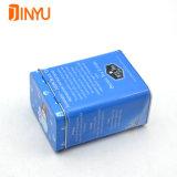 Caixa de estanho fábrica para todos os tipos de recipientes metálicos com amostras grátis