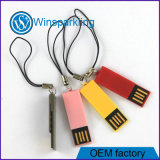 USB barato de la aduana del mini del USB del disco de destello regalo del USB